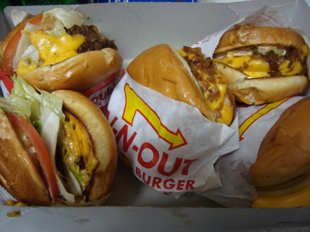 Love that In-N-Out (c) copyright Sherri Matthews 2013