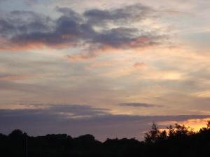 Sunset at Ranworth Broad, Norfolk Broads UK (c) Sherri Matthews 2013