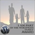 The WordPress Family Award