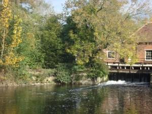 Flatford Mill, Suffolk, England in October  (c) Sherri Matthews 2013