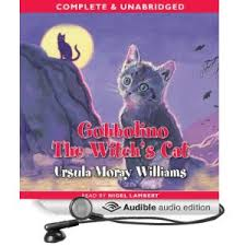 Gobbolino The Witch's Cat with Audio