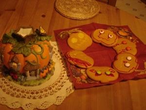 Halloween Cookies (c) copyright Sherri Matthews 2013