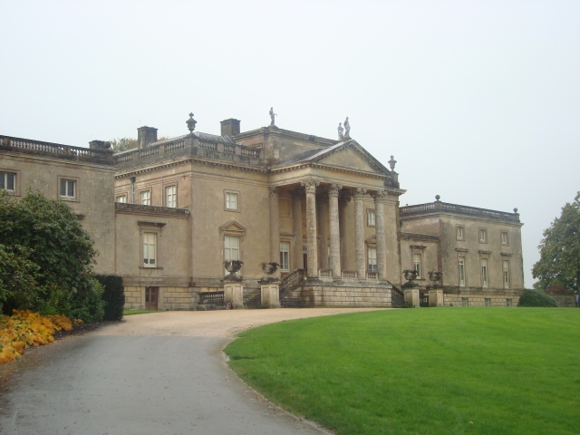 Stourhead House Built 1720 - 24 for the Hoare family (c) copyright Sherri Matthews 2013