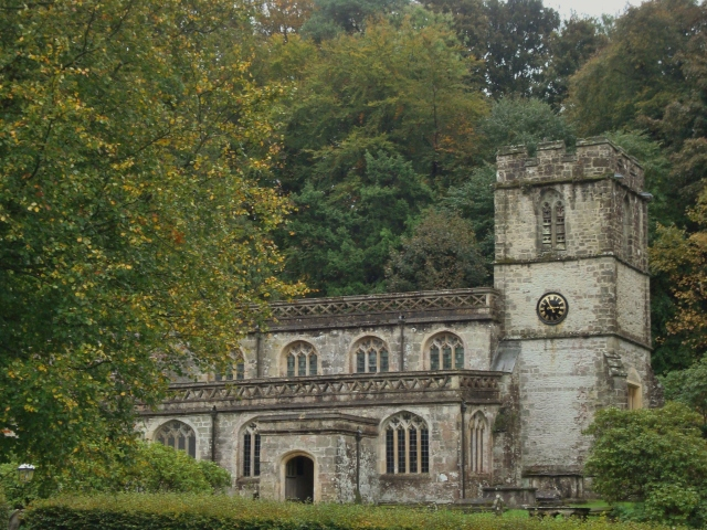 St Peter's Church, Stourhead (c) copyright Sherri Matthews 2013