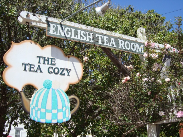 Tea at The Tea Cozy, Cambria (9)