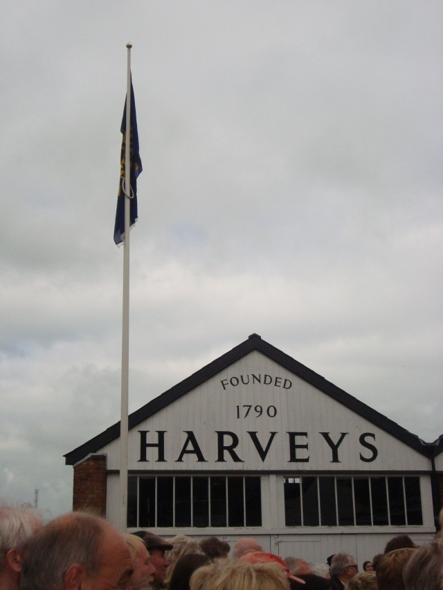 Harveys Brewery, Lewes, East Sussex (c) Sherri Matthews 2014