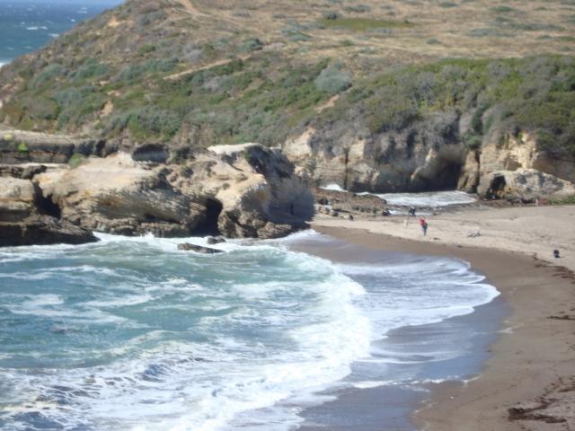 Beach at Montana De Oro, Los Osos, California (c) Sherri Matthews 2014