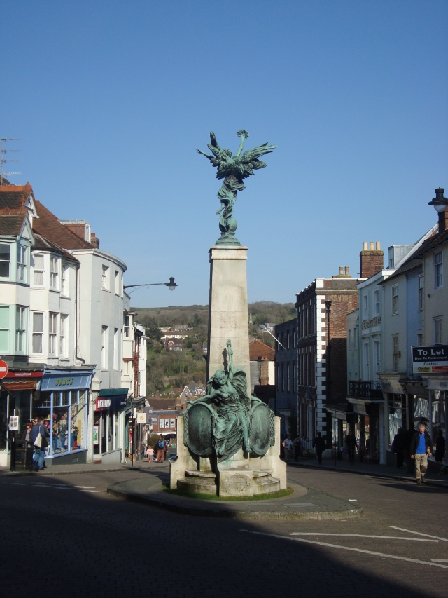 War Memorial, Lewes, Sussex (c) Copyright Sherri Matthews 2014