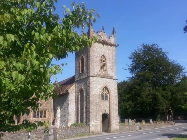 St Andrew's Church, Mintern Magna (c) Sherri Matthews 2014