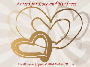 award-loveandkindness