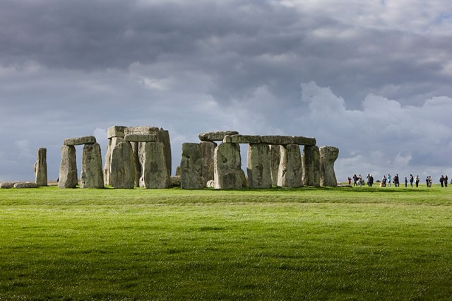 Stonehenge - Courtesy English Heritage June 21st, Summer Solstice, brings the annual gathering of Druids