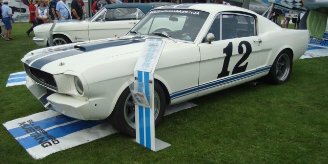 1960s Ford Mustang (c) Sherri Matthews 2014