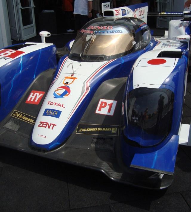 Toyota Hybrid Le Mans Race Car  (c) Sherri Matthews 2014