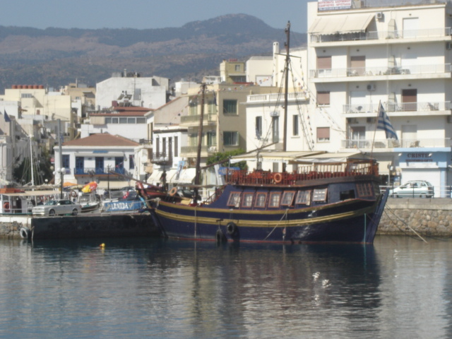 Harbour town of Agios Nikolaos, Crete 2008 (c) Sherri Matthews
