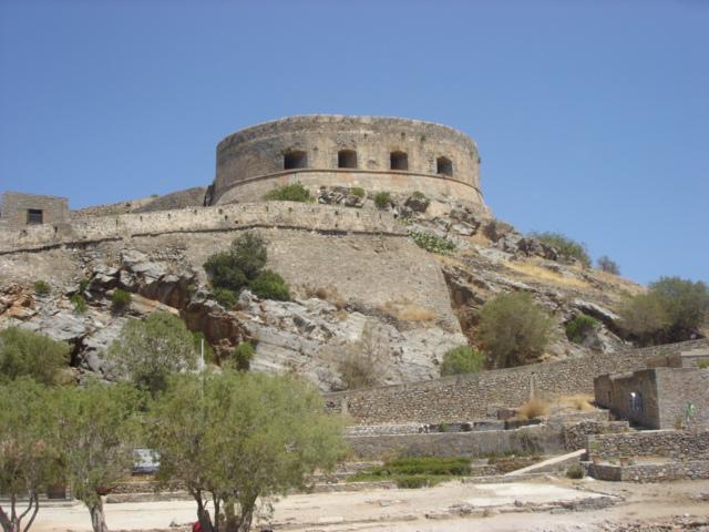 Venetian Fortress of Spinalonga, Crete 2008 (c) Sherri Matthews