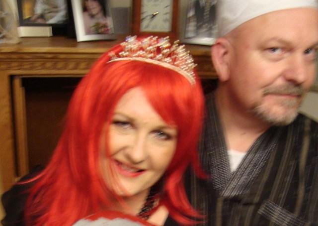 Apologies for the blurring...still, you get the gist... (c) Sherri Matthews 2014