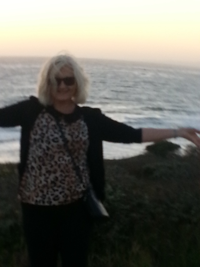 Sometimes we just want to be free. Moonstone Beach, Cambria, California (c) Sherri Matthews 2013