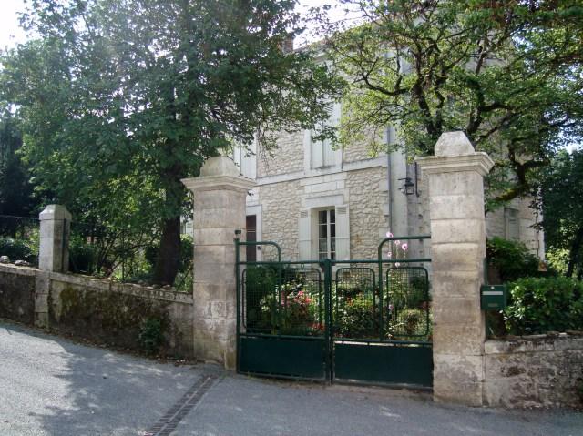 Village house in France (c) Sherri Matthews 2014