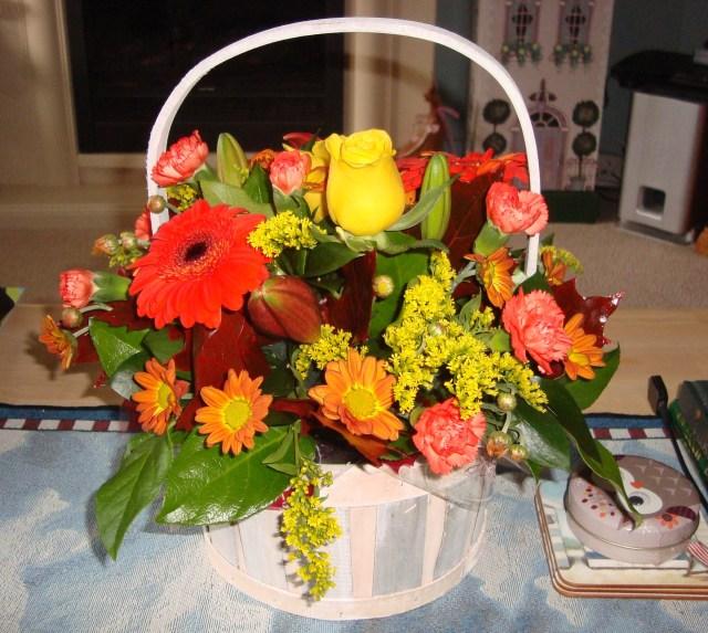 Birthday Flowers (c) Sherri Matthews 2014