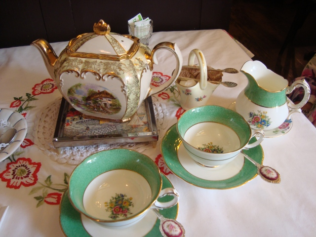 Time for Tea (c) Sherri Matthews 2014