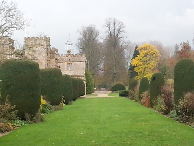 View of Forde Abbey and Gardens November 2014 (c) Sherri Matthews