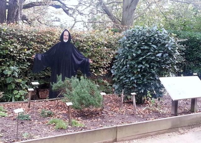 Monk's Herb Garden, Abbotsbury Swannery (c) Sherri Matthews 2014