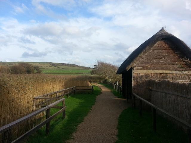 Path at Abbotsbury Swannery, Dorset (c) Sherri Matthews 2014