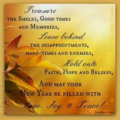 New Year Hopes