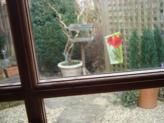 A hint of a view... (c) Sherri Matthews