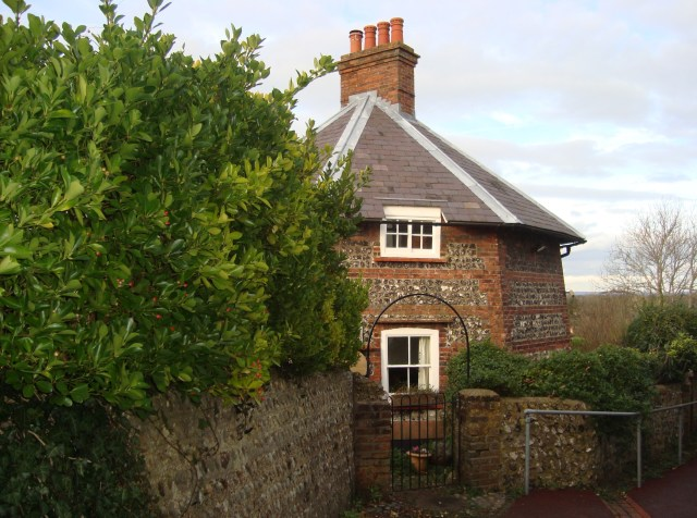 The Round House (c) Sherri Matthews 2015