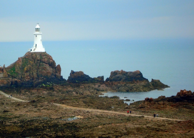 Corbiere Lighthouse, Jersey (c) Sherri Matthews 2015