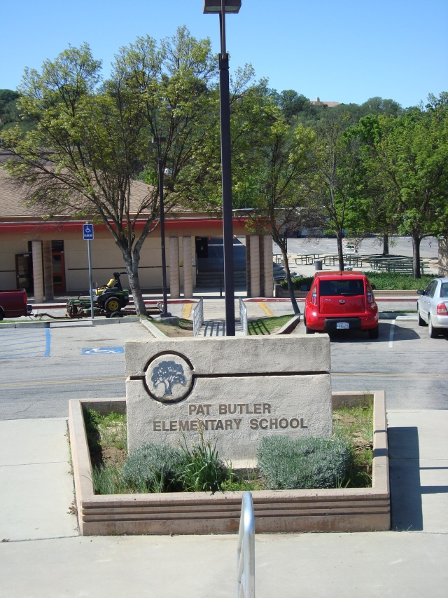 Pat Butler Elementary School, Paso Robles, California, 2013 (c) Sherri Matthews