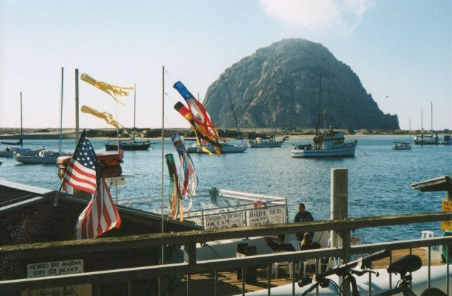 Beautiful Morro Bay, California (c) Sherri Matthews