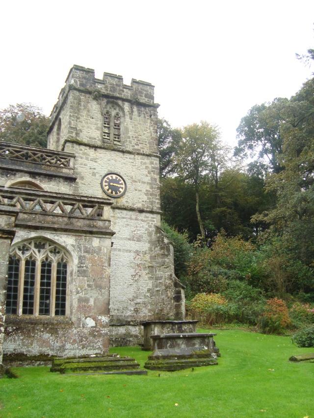 St Peter's Church & Cemetery, Stourhead (c) Sherri Matthews 2015