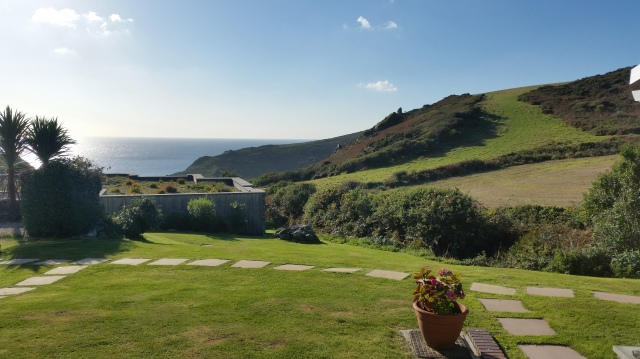 Afternoon View overlooking Soar Cove (c) Sherri Matthews 2015