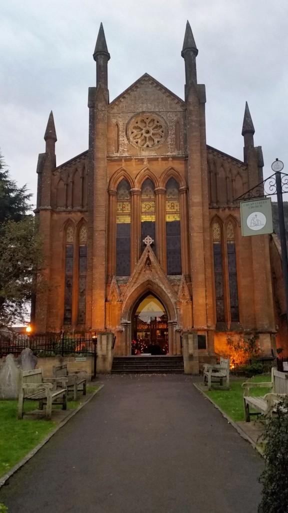 Cheap Street Church, Sherborne, Dorset (c) Sherri Matthews 2015