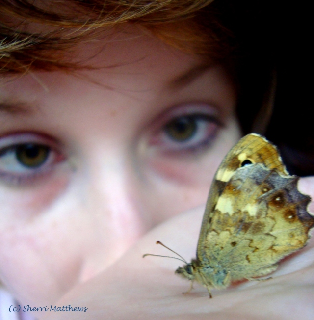 Claire & Butterfly Edited 2