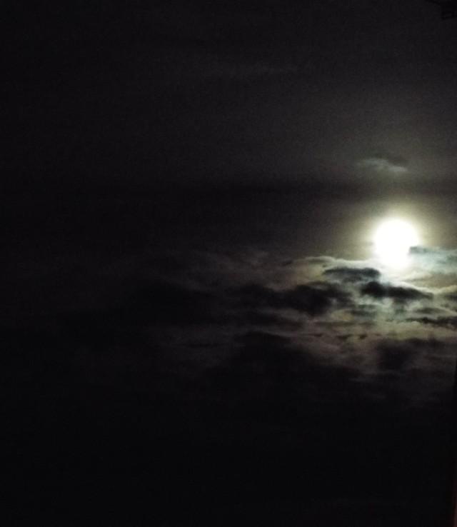Strawberry Moon, June 21st 2016 (c) Sherri Matthews